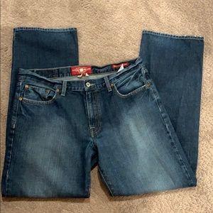 Men's Lucky Brand 361 Vintage Straight Jeans